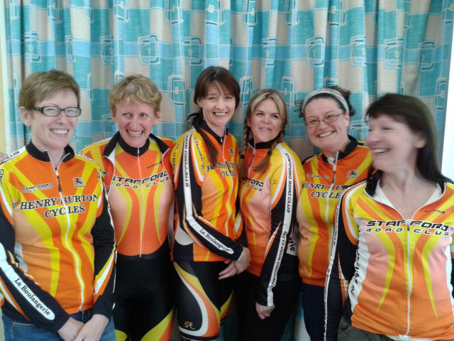 Stafford Road Club Womens Team