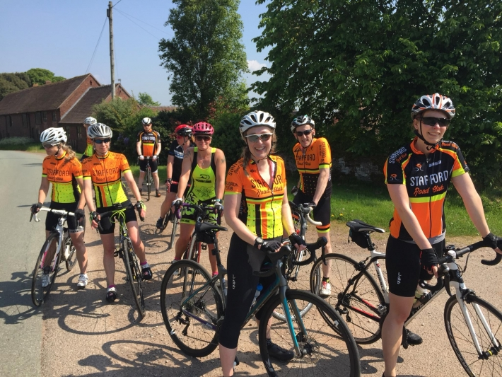 Reliability Ride 2019 @ Stafford Rugby Club